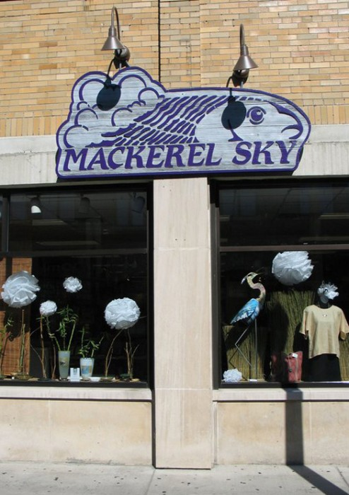 New Store: Mackerel Sky Gallery